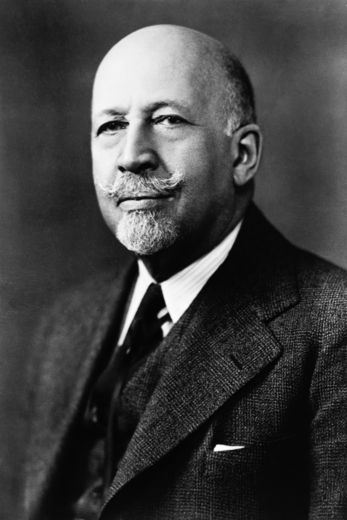 ca. 1930s --- Writer and Civil Rights Leader W.E.B. Du Bois --- Image by © CORBIS