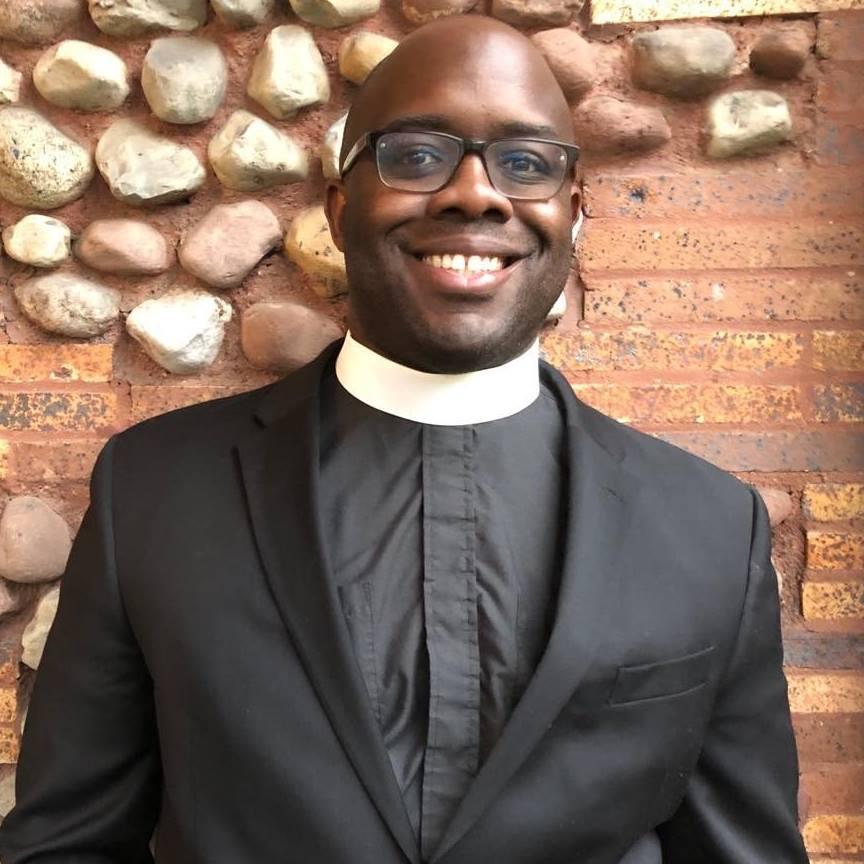 About Esau – The Rev. Canon Esau McCaulley, PhD