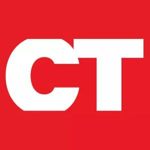 Christianity Today Logo - Purpose is to link readers to Christianity Today website to see Esau McCaulley's work.